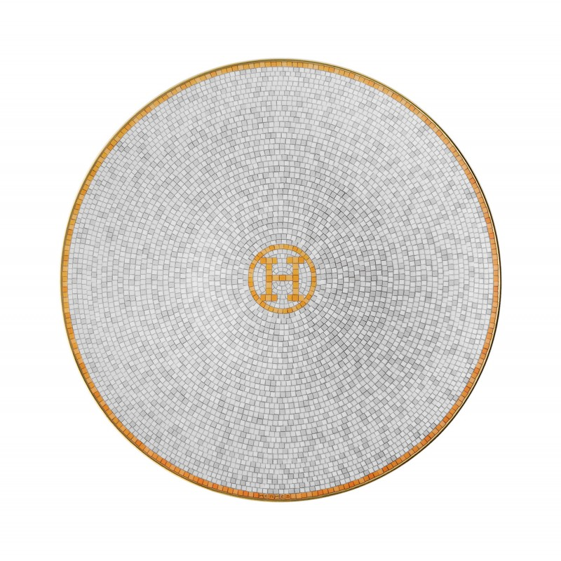 Mosaïque au 24 Gold Bread and Butter Plate - Set of 2