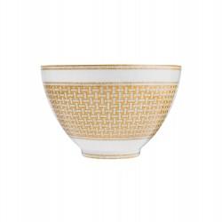 Mosaïque au 24 Gold Punch Bowl