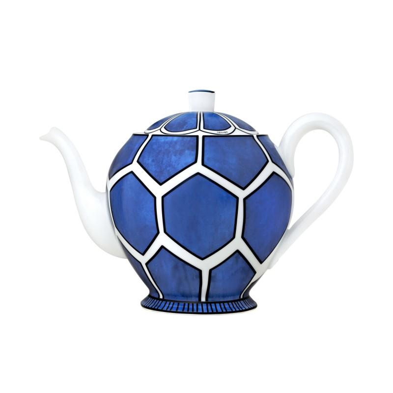 Bleus d'Ailleurs Teapot Blue