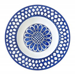 Bleus d'Ailleurs Soup Plate...