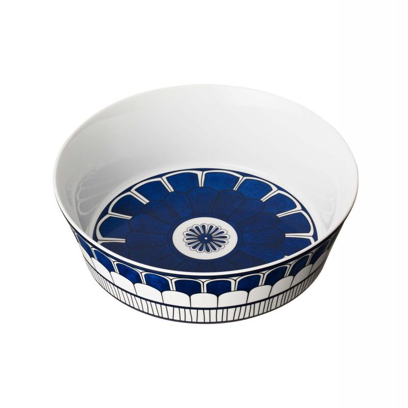 Bleus d'Ailleurs Baking Dish Blue