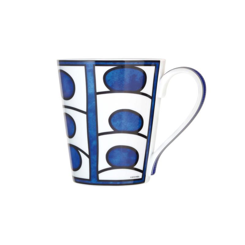 Bleus d'Ailleurs Mug N°1 Blue