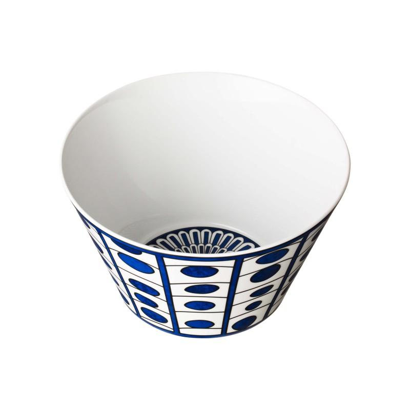 Bleus d'Ailleurs Soufflé Dish Blue
