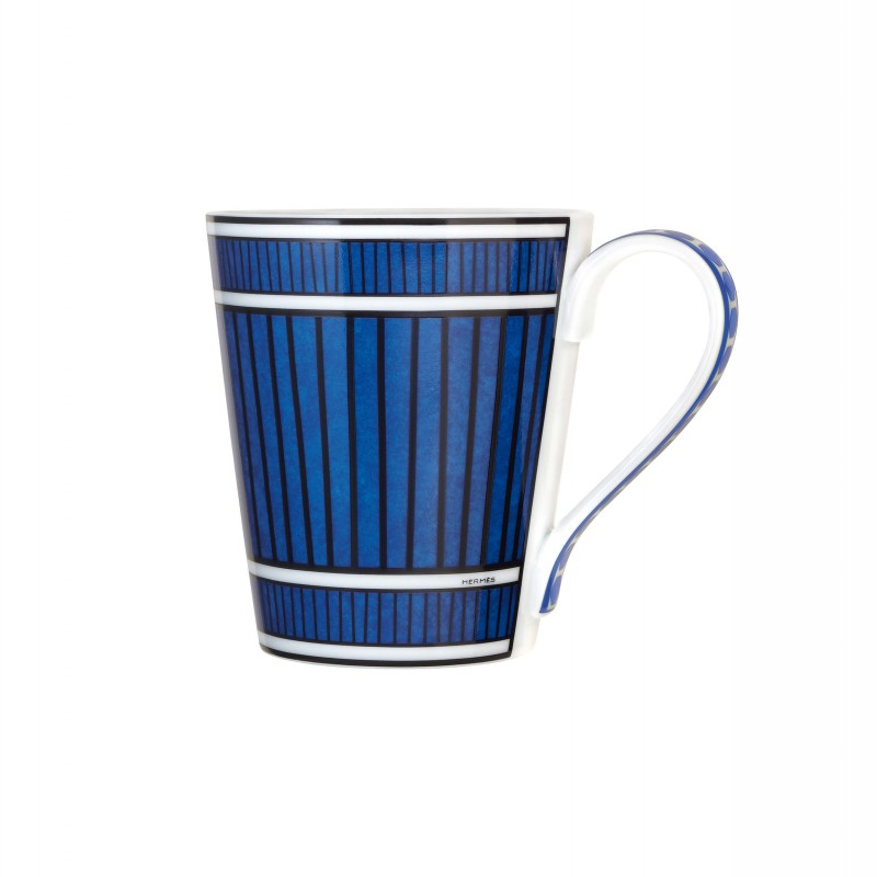 Bleus d'Ailleurs Mug N°2 Blue