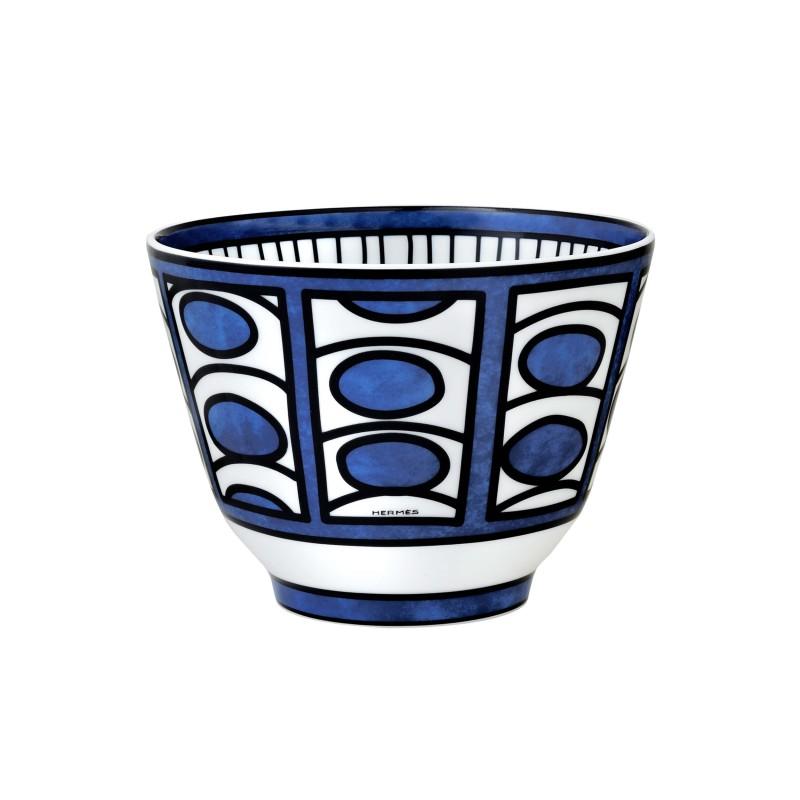 Bleus d'Ailleurs Bowl N°2 Blue
