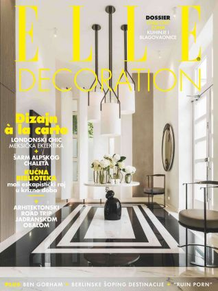 11.2020 ELLE DECORATION CROATIA