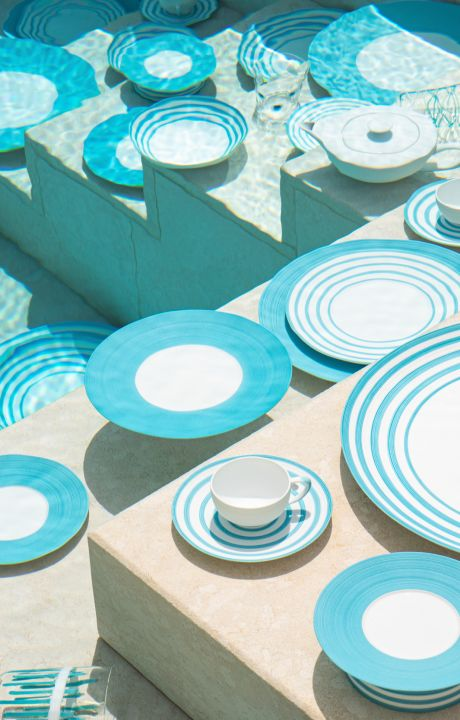 HÉMISPHÈRE TURQUOISE: OUR NEW & EXCLUSIVE COLLECTION IN COLLABORATION WITH J.L COQUET