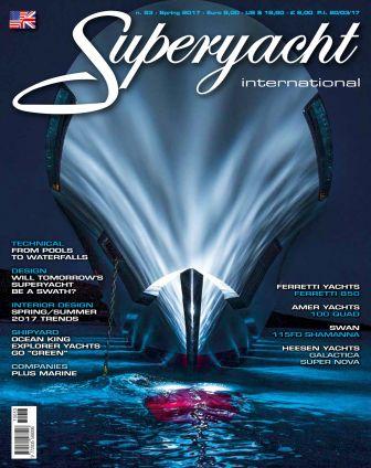 07.2017 SUPERYACHT INTERNATIONAL