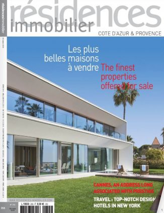 10.2019 RESIDENCES IMMOBILIER