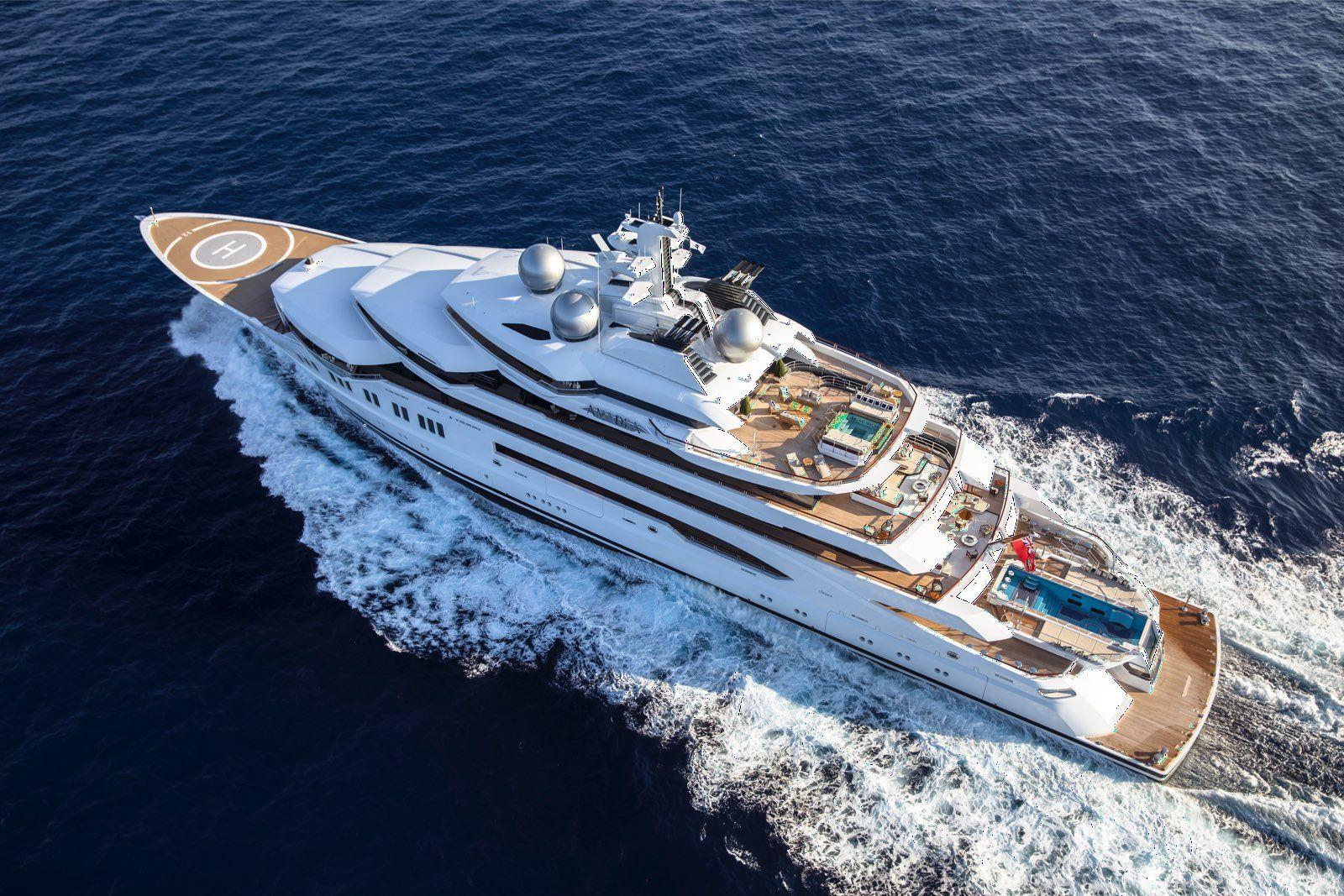 Décoration yacht luxe Monaco