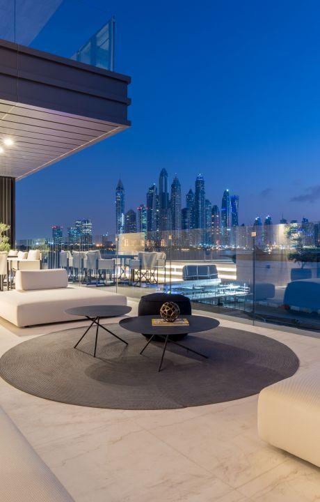 PROJET RECENT : PALME COUTURE DUBAI