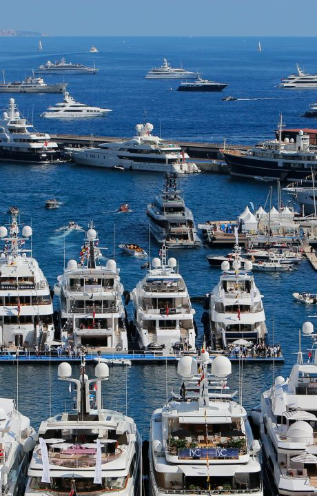 VISIT US AT THE MONACO YACHT SHOW 2018